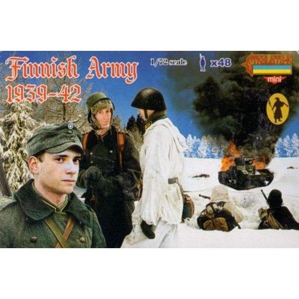 Armée finlandaise de la 2ème GM 1939-1942