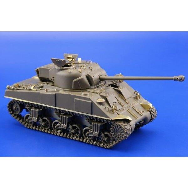 Sherman Firefly IC (diseñado para ser ensamblado con maquetas de Tamiya TA32532)