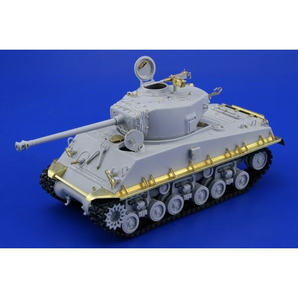 M4A3E8 Sherman (designed to be assembled with model kits from Hobby Boss)