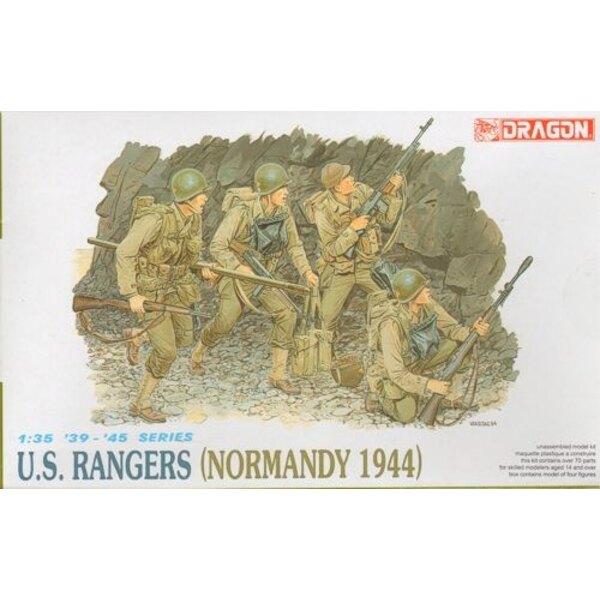 U.S.Rangers Normandy 1944