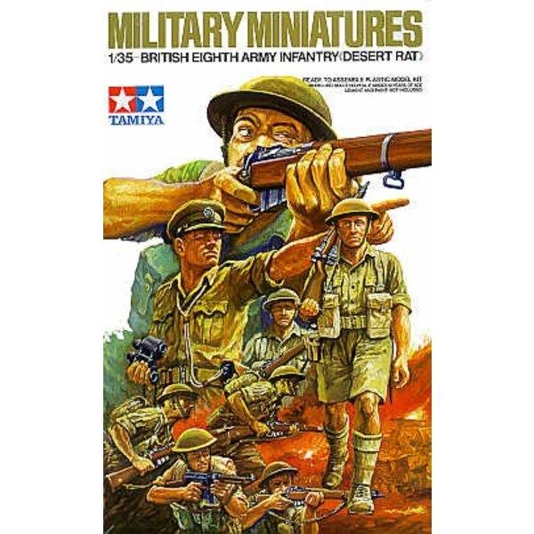 8 x British 8th Army