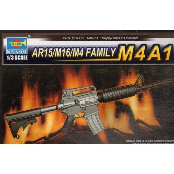 Fusil SR-16