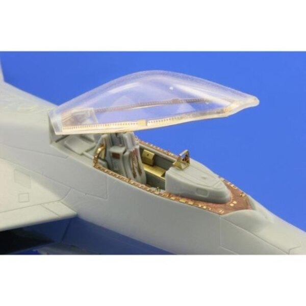 Boeing F-22 Raptor (autocollant) (conçu pour être utilisé avec les kits Academy)