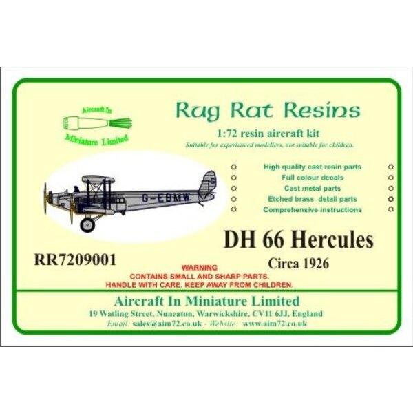 DH66 Hercules