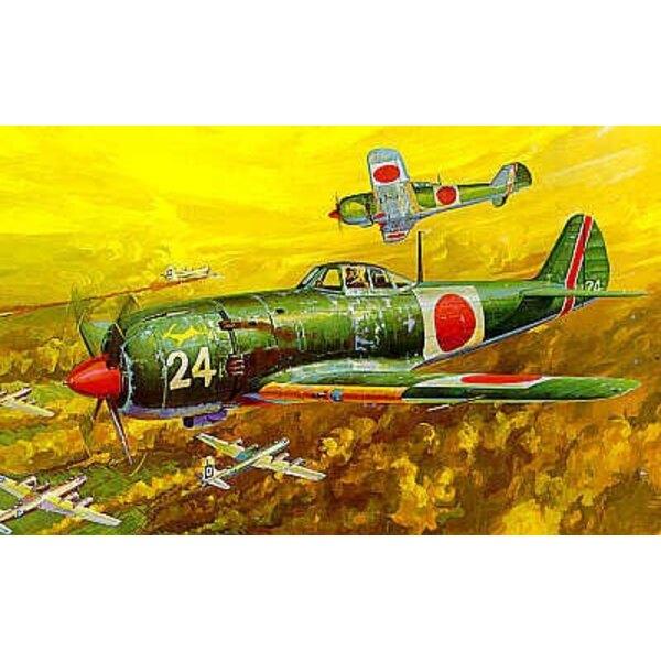 Nakajima Ki84-1A Hayate «Frank»