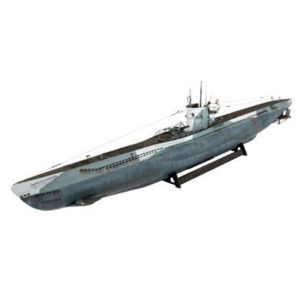 U-Boot type VIIc (U552).
