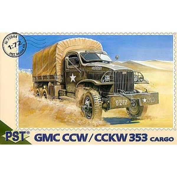 GMC CCW / CCKW 353 camions cargo
