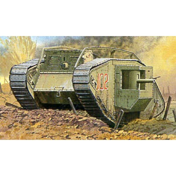 Mark IV WWI Tank ′Male′