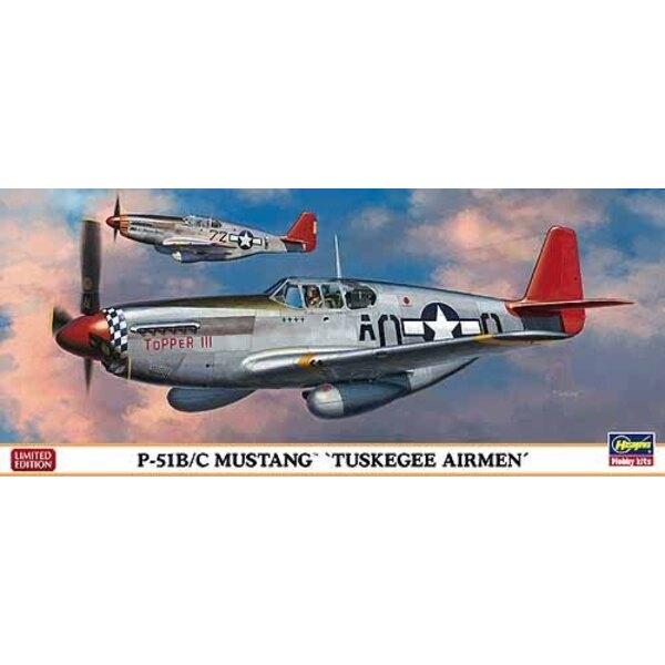 P-51B/C Mustang Tusegee Airmen