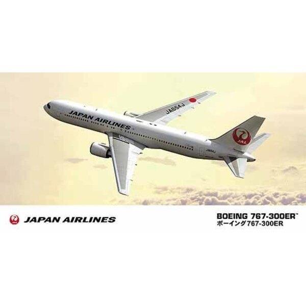 JAL B767-300 (nouvelles décorations)