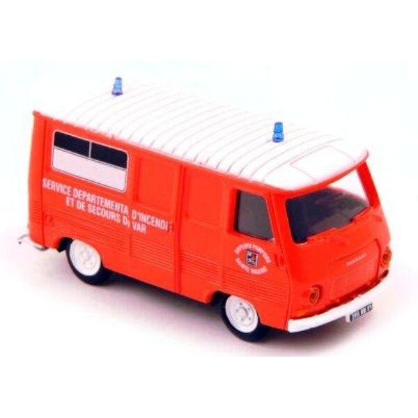 j7 1968x4 pompiers peugeot 1/87