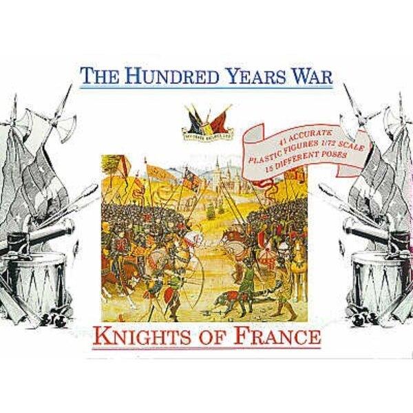 Chevaliers français 1400 ap J.-C. - 1/72 - Accurate Figures CF7207