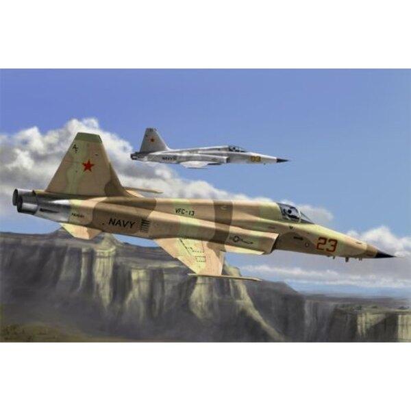 F-5E Tiger II fighter - Re-edition