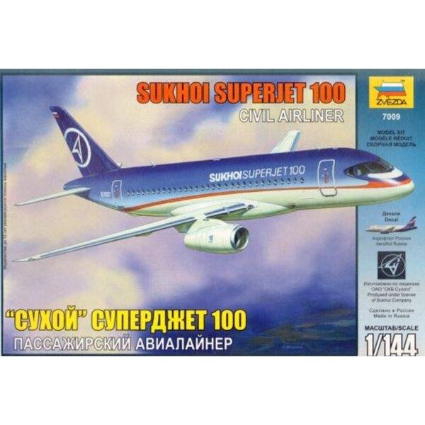 Superjet de Sukhoi 100
