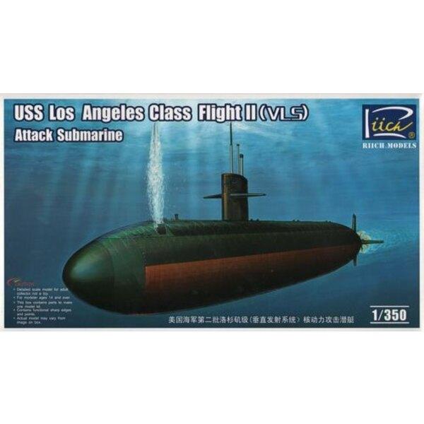 USS Los Angeles Classe Vol II (VLS) sous-marin d'attaque