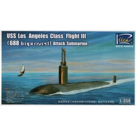 USS Los Angeles Classe Vol III (688 améliorée) SSN