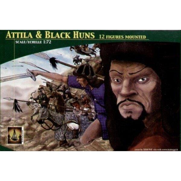 Attila & Black Huns (BOXED)