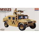 M1025 Hummer armoured carrier
