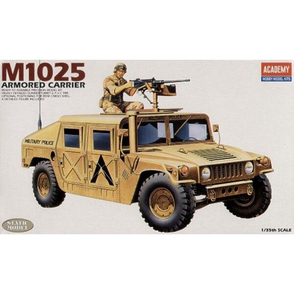 M1025 Hummer transport blindé
