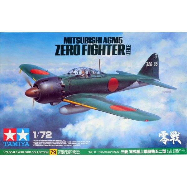 Mitsubishi A6M5 Zero Zeke