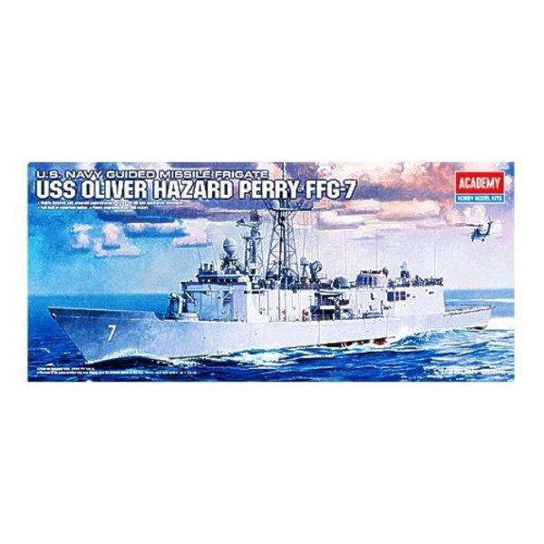 USS Oliver Hazard Perry FFG-7 (Frégate lance missile téléguidé de la marine américaine)