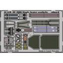 ceintures de eurofighter ef-2000 typhoon monoplaces (pour maquettes trumpeter)