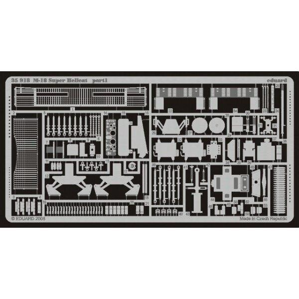 M118 Super Hellcat (pour maquettes Academy)