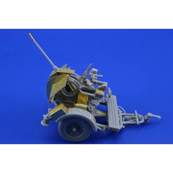 Flak 38 20 mm (pour maquettes Tristar)