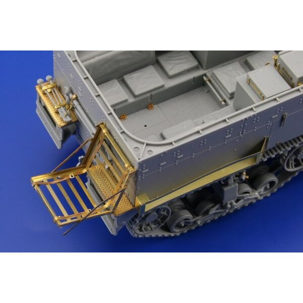 M3 Half Track (diseñado para ser ensamblado con maquetas de Dragon DN6329)