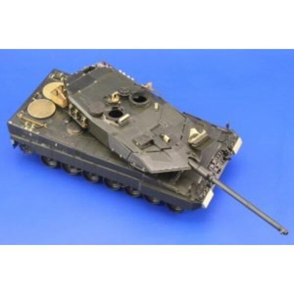 Leopard 2A6 (pour maquettes Italeri et Revell)