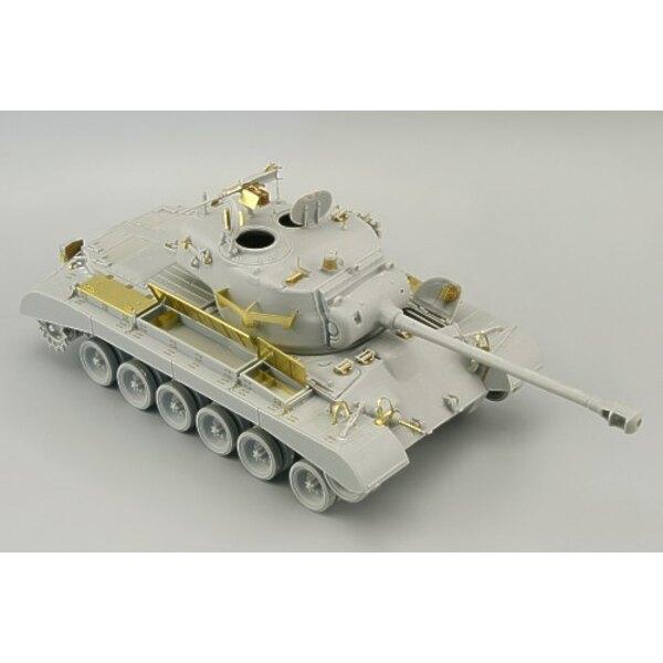 M26 (pour les maquettes Hobby Boss)