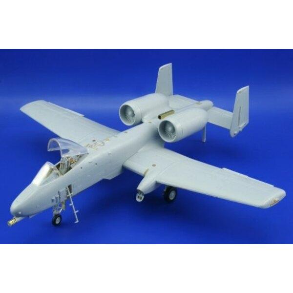 extérieur de Fairchild A-10 Thunderbolt II (pour les maquettes Hobby Boss)