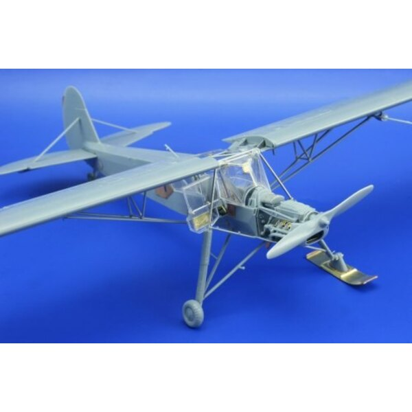 Fieseler Fi 156C-3/C-5 Storch exterior (designed to be assembled with model kits from Tamiya)