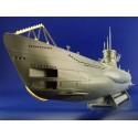 u-boot viic (pour maquettes revell) (les sous-marins)