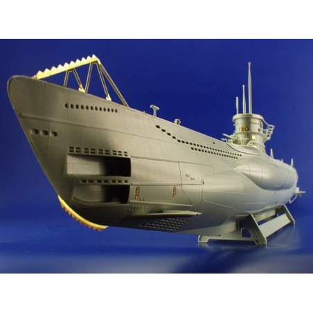 U-Boat VIIC (designed to be assembled with model kits from Revell) (submarines)
