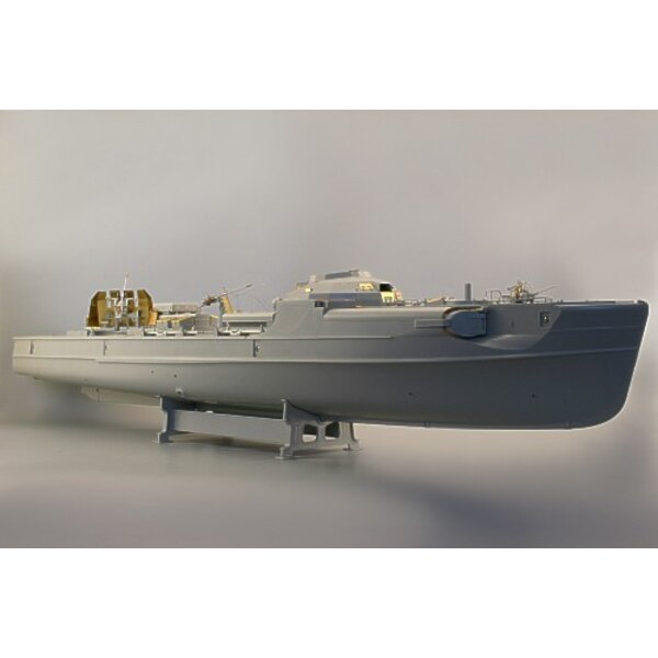 S-100 Schnellboot (designed to be assembled with model kits from Italeri)