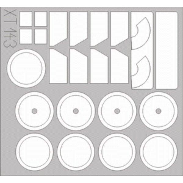 Kubelwagen Typ 82 (diseñado para ser ensamblado con maquetas de Tasca and Bego kits our code TAS35003)