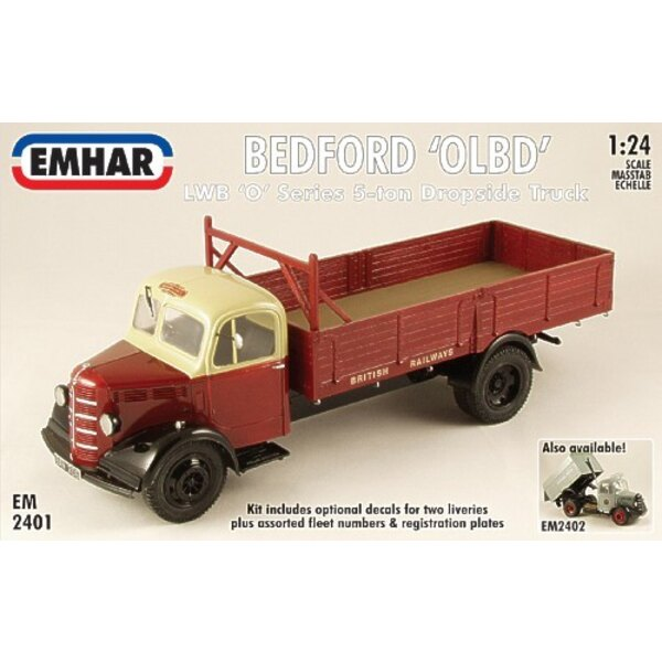 BedFord ′O′ Series Long Wheel Base Dropside Truck/Flatbed