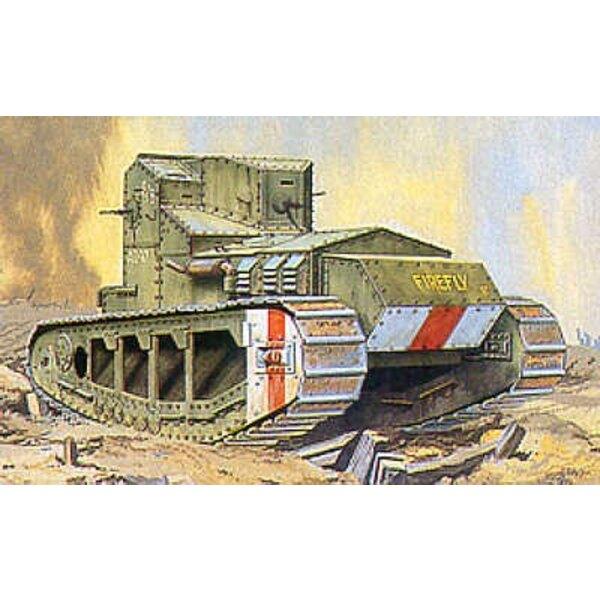 Char moyen de la 1ère GM Whippet Mk.1A