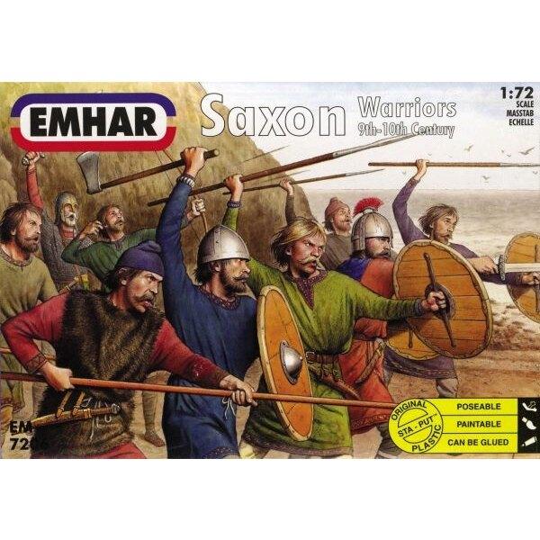 Saxon Warriors