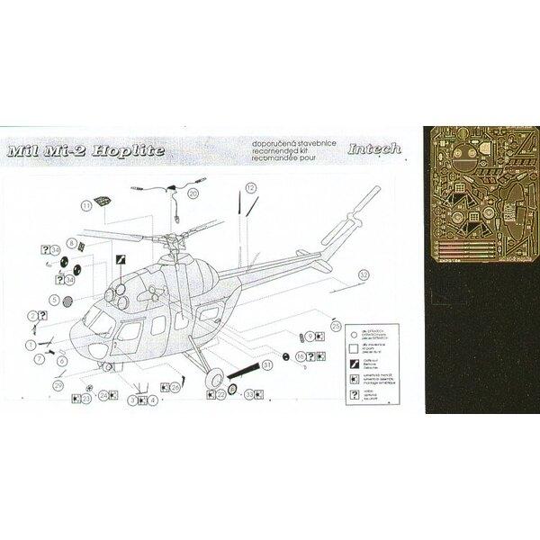Mil Mi-2 (pour maquettes Okit et Intech)