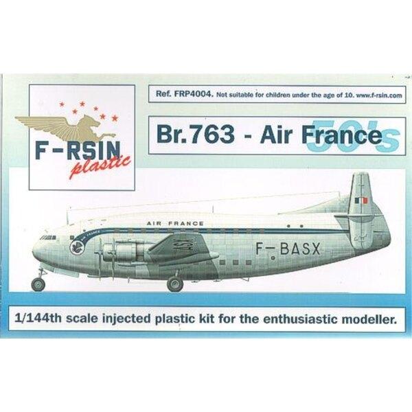 Breguet 763 Deux-Ponts - Air France années 1950