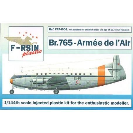 Breguet 765 Deux-Ponts - Armee de l'Air française