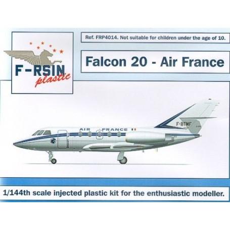 Dassault Falcon 20. décalques Air France