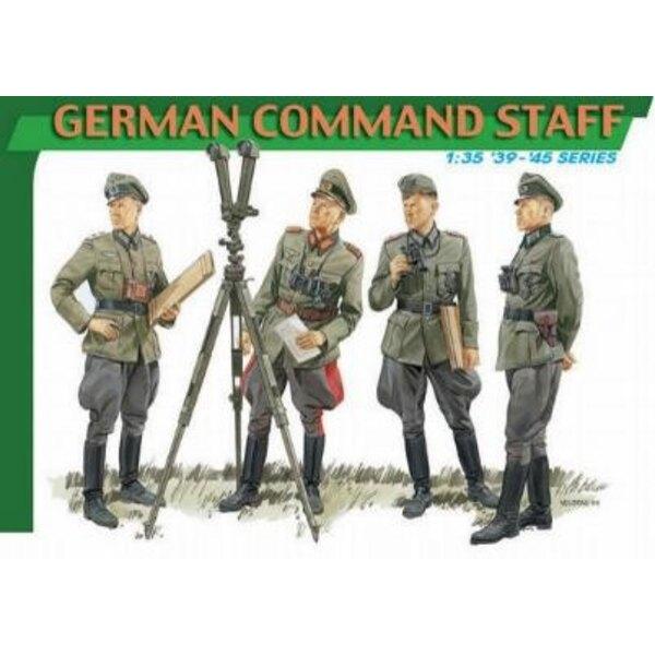 officiers allemands 1/35
