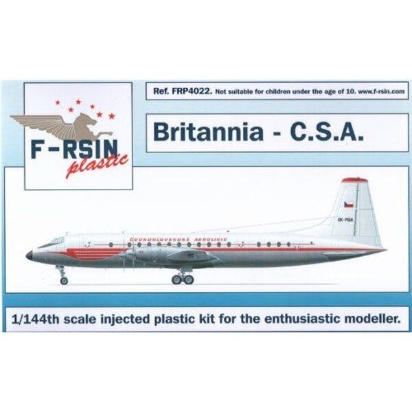 Bristol Britannia 300. CSA Decals
