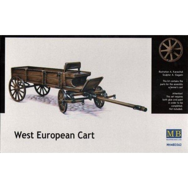 Chariot de fermier d'Europe de l'Ouest - Seconde Guerre mondiale