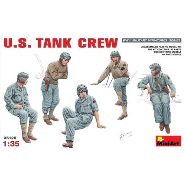 Tankistes américains