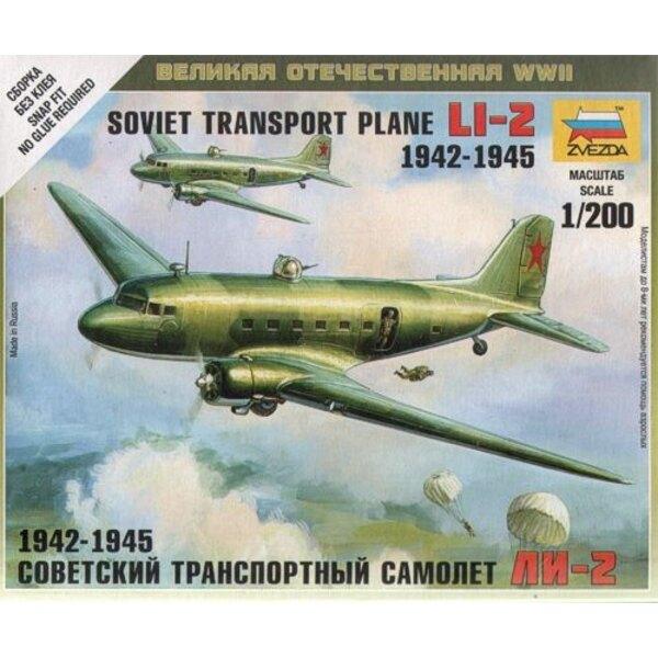 Li-2 soviétique