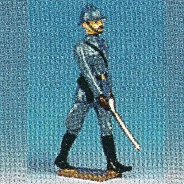 fantassin 1918 officier